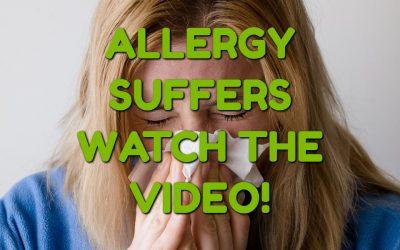 Get Allergen Relief Fast